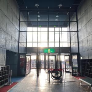 瀬戸市体育館