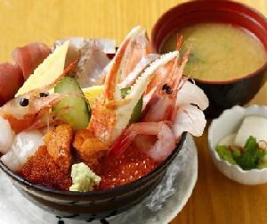 海鮮丼 1980円