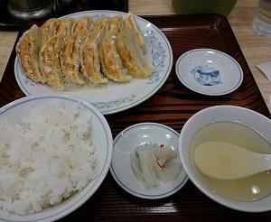 餃子ライス 780円