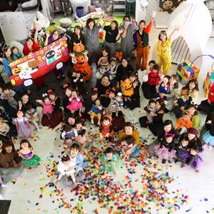 【ハロウィン親子祭り】明日9月25日(金)募集スタート!