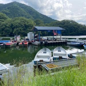 【相模湖】7月29日相模湖釣行詳細。
