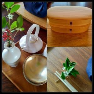 茶会の弁当