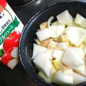 【独り飯】「炊飯器みぞれ鶏むね肉パート2」