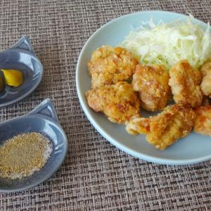 【独り飯】お店に出てくる風 外カリ中ジューシー超お手軽 鶏もも唐揚げ
