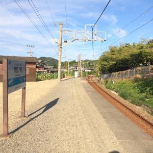 1年に2日間だけ働く、津島ノ宮駅の時間の流れはゆるかった