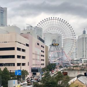 横浜でQRV(^-^)v