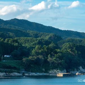 ❝ リアス式海岸と ・・・ ! ❞【6th 三鉄 ❝ 風っこロケハン ❞ その3】