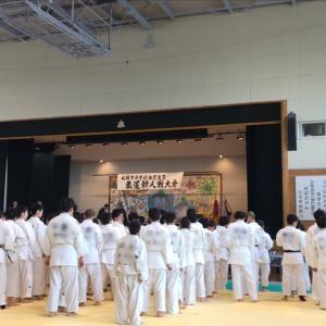 札幌市中体連柔道新人大会