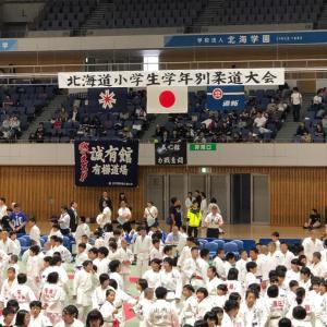2019何度第16回北海道小学生学年別柔道大会