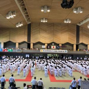 第33回マルちゃん杯北海道少年柔道大会