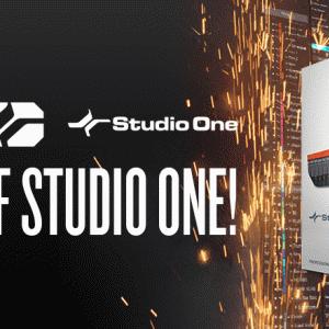 {セール}PreSonus社のStudio Oneが誕生10周年記念セールを実施中!