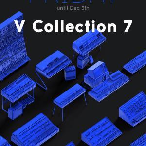 {セール}Arturia社のシンセバンドル「V collection7」が期間限定€200オフ!