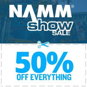 {セール}A|A|S社がNAMM Showセールを開催中!