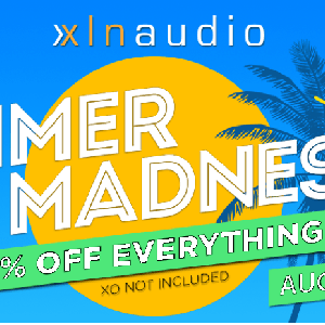 {セール}XLN audio社がXO以外の全ての製品が50%オフになるセールを開催中!
