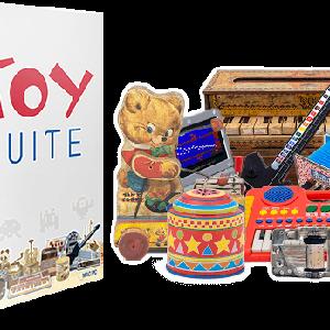 {新製品}UVI社が新しい音源「TOY SUITE」をリリース。