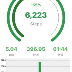 月曜日のお散歩に行ってきました。