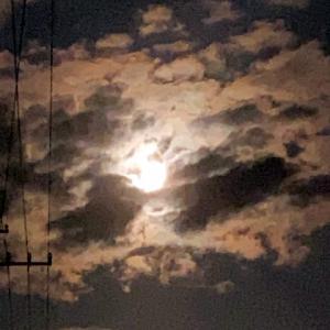 中秋の名月は満月とは限らない