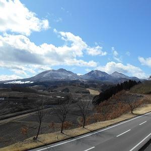 群馬県高山村 雪が降りました