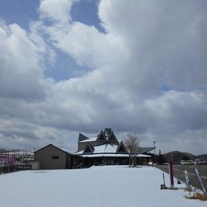 群馬県高山村 雪景色