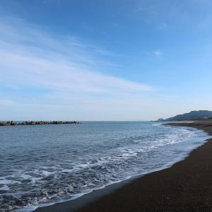 新潟を発ち富山でひと釣り石川へ。1日3県で釣りはしご(笑)