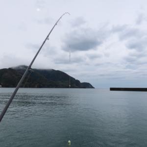 こんな日もあるさ〜釣り旅2日目