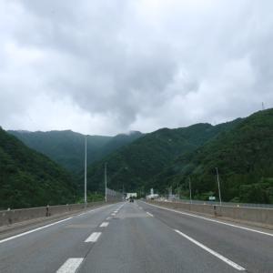 群馬→関越トンネル→新潟入り