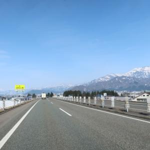富山へ!が新潟で途中下車して久々サーフ♪