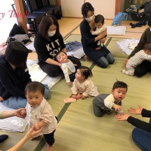 【横浜市泉区】次回ベビーマッサージ教室は、3月24日です!