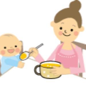 【⠀離乳食⠀】炊飯器で作る お粥