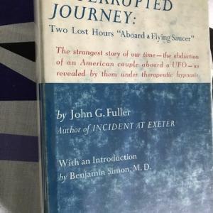 John G.Fullerの著作:邦訳 宇宙誘拐他