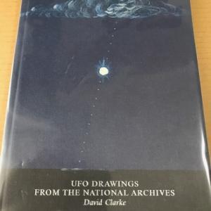 """英国公文書館所蔵資料 """"UFO Drawwings From The N・A""""2017年"""