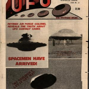 "UFO新聞 ""UFO Review "" Timothy Green Beckley Part2."