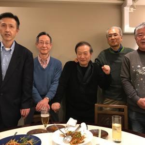日本宇宙現象研究会(JSPS)新春本部幹部会開催 2020年1月18日