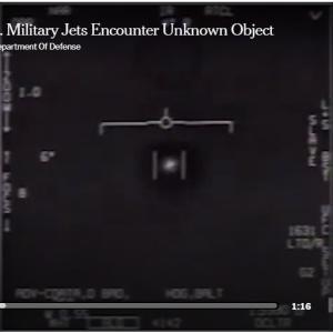UAP遭遇空母ニミッツの元レーダー・オペレーターが調査チームを設立