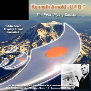 空飛ぶ円盤記念日 1947年アーノルド円盤目撃からUFO公認に74年!!