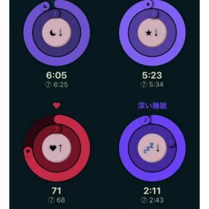 睡眠改善の結果が目に見えた!【東大阪市八戸ノ里ドライヘッドスパとカッサ排