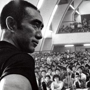 今の政治家は三島由紀夫をもっと知ってほしいなぁって思う。