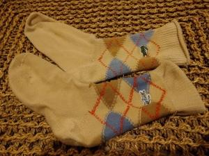 NO.1558 靴下の正しい洗い方