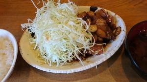NO.1515 「ちゃん」でトンテキ食べてきました