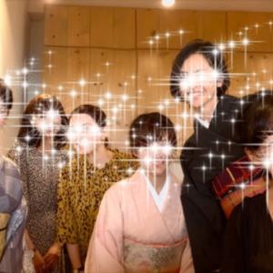 初めての日舞〜フランス名古屋メンバー集合