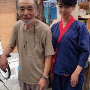 古代染織を勉強〜山本晃先生の工房