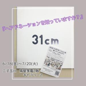『31cm』の出版フェア