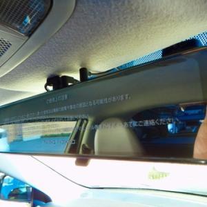 CR-Zのドライブレコーダー 更新の巻 その1