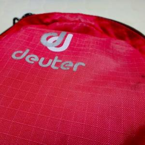 Deuter ULTRA RIDE 6 の問題
