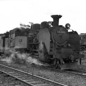 蒸気機関車 室蘭本線 苫小牧