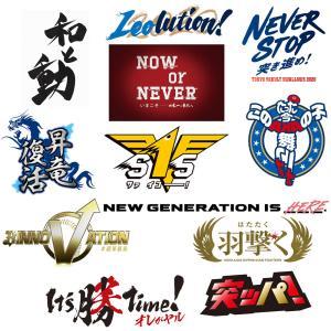 【朗報】12球団の2020年シーズンスローガンついに出揃う