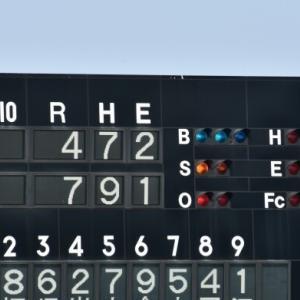 野球は何点取れたらもう勝ちを安心するの?