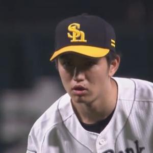 高橋礼 勝利演出の2回無失点「千賀さんの復帰登板」