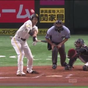 【悲報】昨日の柳田のホームランwww
