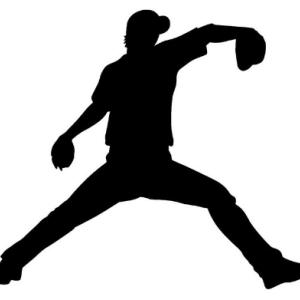 1球勝負(ストライク取れば投手の勝ち、投手の頭超えたら負け)で最強の球種は?